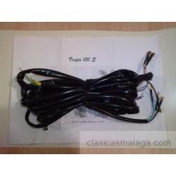 Instalacion electrica 150  Sprint gs