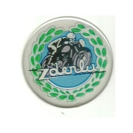 Adhesivo resina 40 mm derbi azul