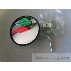 Espejo bordon cromado 105 mm