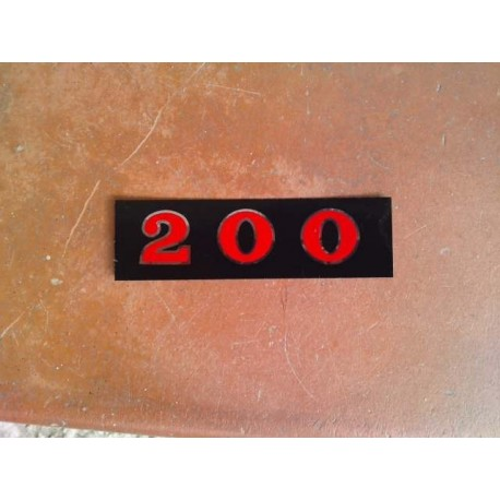 Adhesivo vinilo 200