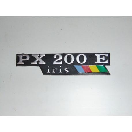 Anagrama PX 200 E Iris con bandera