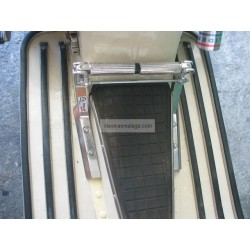 Reposapies plegable aluminio para Vespa