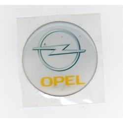 Adhesivo resina 40 mm sanglas escudo