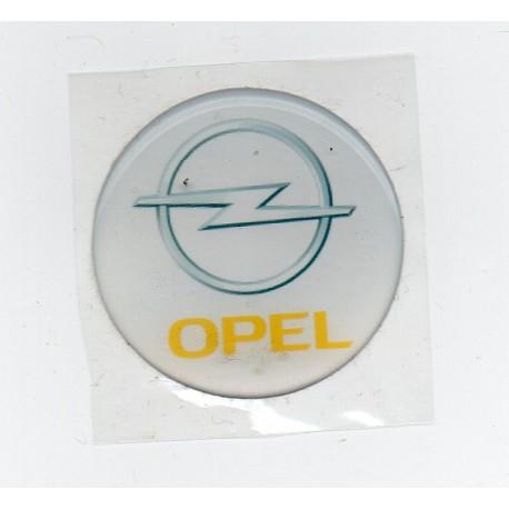 Adhesivo resina 40 mm Opel