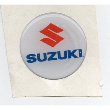 Adhesivo resina 40 mm zuki rojo azul