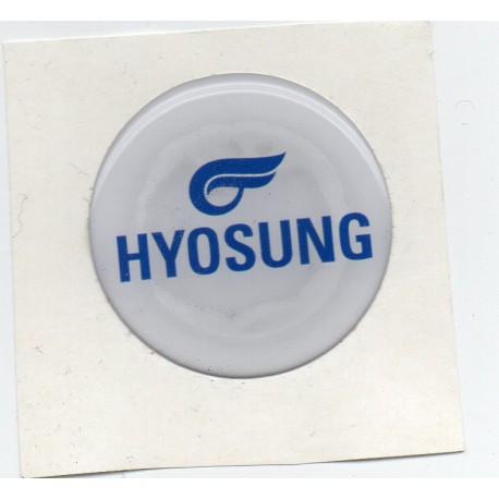 Ahesivo resina 40 mm Hyosung