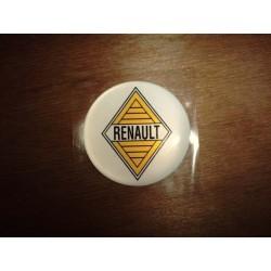 Adhesivo resina 40 mm renault amarillo