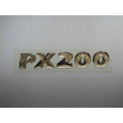 Letrero PX 200