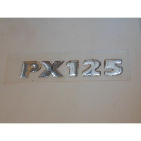 Letrero PX 125