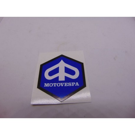 Adhesivo hexagonal MOTOVESPA