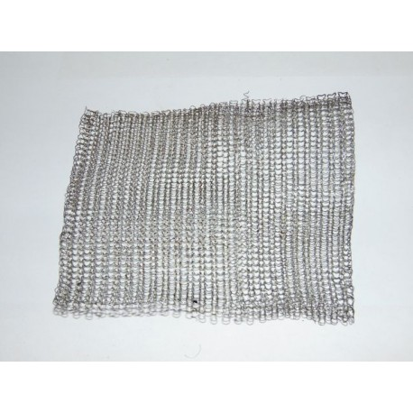 Malla metalica filtro de aire