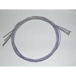 Cable acelerador largo 1,20 mts
