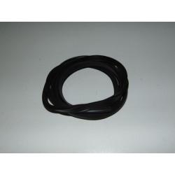 Goma cofano negra 150 -160