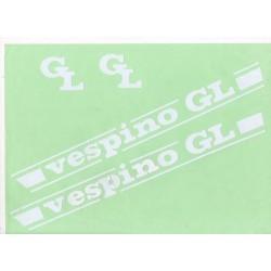 Vinilo Vespino GL Blanco