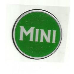 Adhesivo resina 50 mm Mini Verde