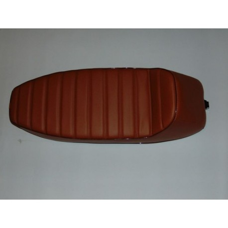 Asiento marron Ancilotti vespa 200