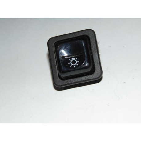 Conmutador luces Hexagon X9