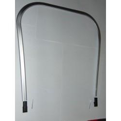Bordon plastico cromado Vespa Pk s 75/125