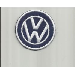 Parche bordado Volkswagen