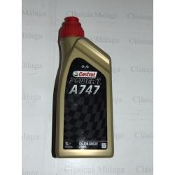 Aceite castrol 747