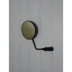 Espejo puño negro Vespino