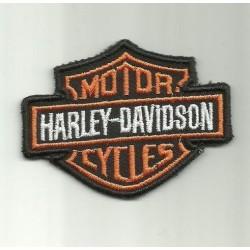 Parche bordado harley Davison