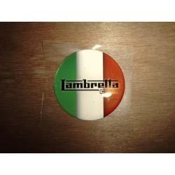 Adhesivo resina 40 mm lambretta italia